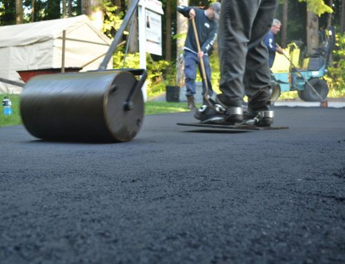 Vancouver Asphalt Paving: Can It Be Done In The Rain?