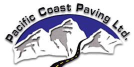 Pacific Coast Paving Logo