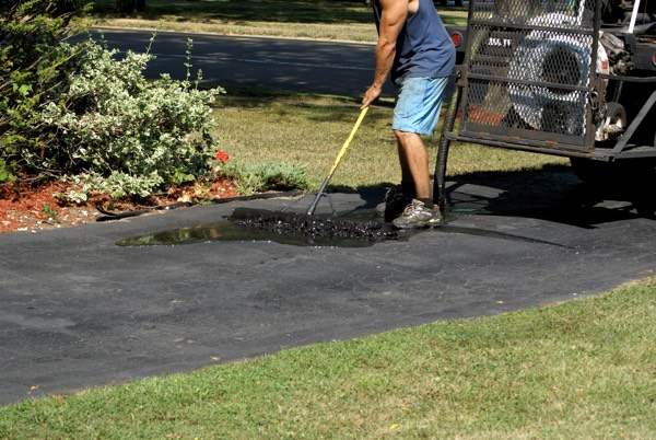 Learn how to repair your home driveway by yourself by following these simple steps